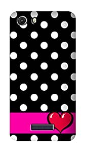 SWAG my CASE PRINTED BACK COVER FOR MICROMAX UNITE 3 Multicolor