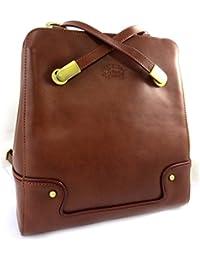 Francinel [L8376] - Sac à dos cuir 'Vendôme' marron