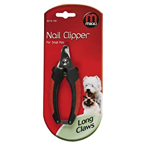 Mikki Clipper Claw Deluxe Small Dog Nail clippers by Interpet Ltd