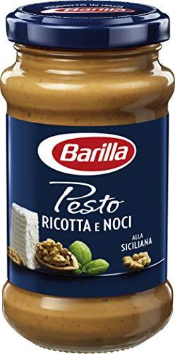 Barilla nussiges Pesto Ricotta e Noci - 1 Glas (1x190g)