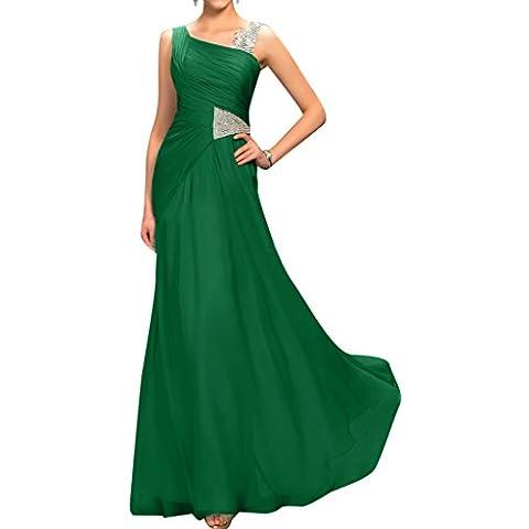 sunvary simple una línea sin mangas de invitados para boda vestido de fiesta fiesta de vestido de fiesta