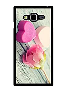 FurnishFantasy 2D Designer Back Case Cover for Samsung Galaxy Grand Prime