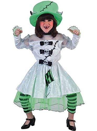 Fyasa 705944-t02Frankenstein-Braut Kostüm, Mittel