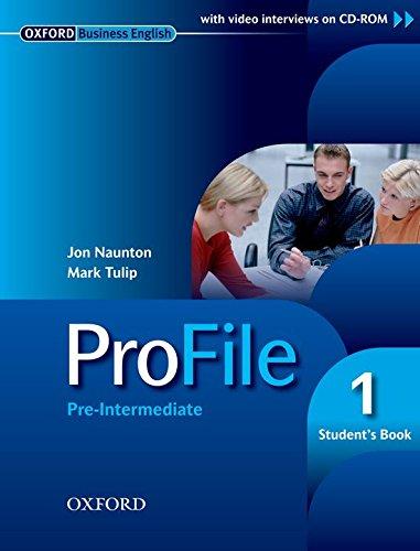 Profile. Student's book. Per le Scuole superiori. Con CD-ROM: Profile 1: Student's Pack