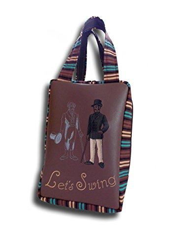 Herrentasche Schuhtasche Henkeltasche Messenger-Bag Laptoptasche (Bestickte Laptop-taschen)