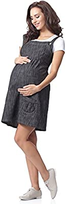 Be Mammy Vestido de Premamá para mujer GX200