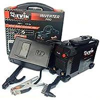 Cevik CE-PRO175 - Equipo de Soldadura 140 A. 60_% Electrodos de 1