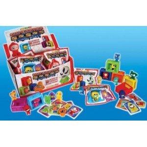 Magic Box GoGo's Crazy Bones Superstars - Juego de figuritas coleccionables (24 unidades) de Magic Box