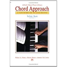 Alfred's Basic Piano Chord Approach Technic 1