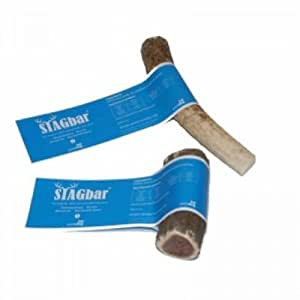 StagBar Antler Natural Dog Chew - Small