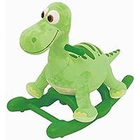 Kiddieland Disney Pixar The Good Dinosaur Arlo Plush My First Rocker 12-24 Mos by Kiddieland Toys Limited