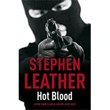 Hot Blood (The Spider Shepherd Thrillers Book 4)