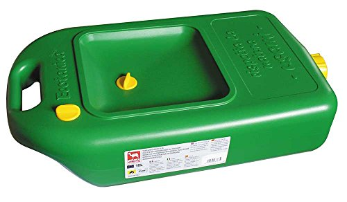 CORA 11698 Tanica Carburante, Verde, 15x15x15 cm