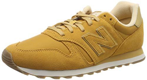 New Balance 373, Zapatillas para Hombre, Amarillo (Yellow Yellow), 46.5 EU