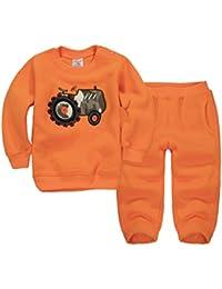 Vine Bebé Sudaderas de prendas de vestir de manga larga Tracksuit con Pantalones Conjunto de trajes
