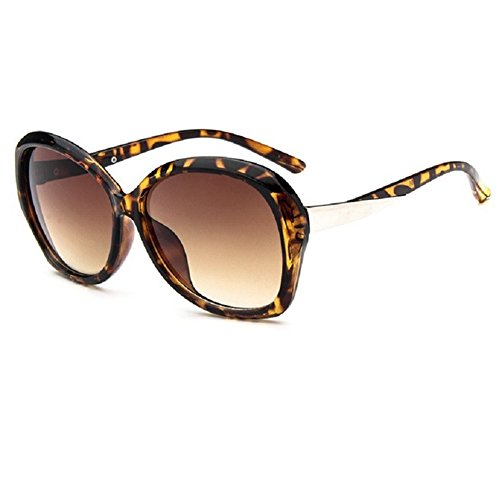 O-c da donna nuovo stile aviator occhiali da sole 55 mm multicolore multicoloured