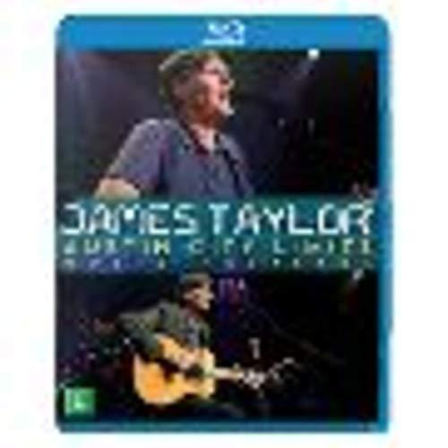 JAMES TAYLOR - Austin City Limits Festival (1 BLU-RAY)