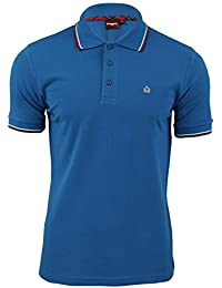 Merc of London Card - Polo - Uni - Manches courtes - Homme