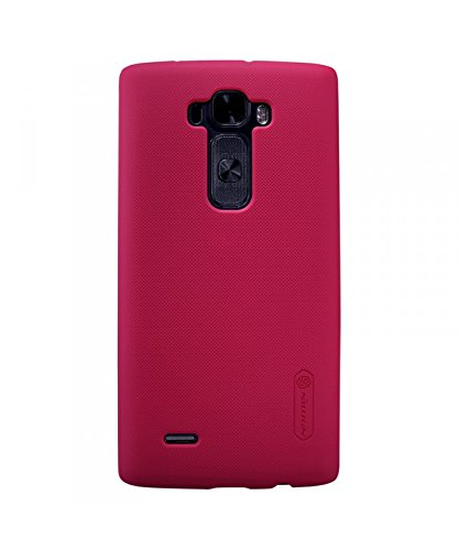 G Flex T-mobile Lg (Nillkin LGGFLEX2-Shield-Bred Super mattierte Schutzhülle für LG G Flex 2 rot)