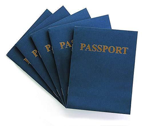 Hygloss Produkte HYG32610 My Passport Buch 24 B-cher