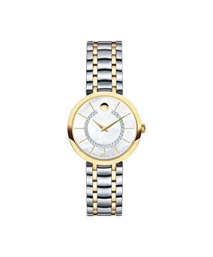 Reloj automático de mujer Movado 1881 Diamante 0606921