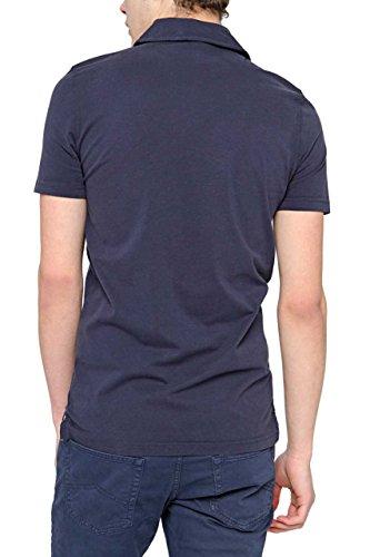 Fred Mello Herren Shirt Poloshirt ENCORE 2012 Dunkelblau
