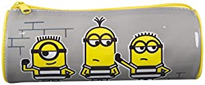 DESPICABLE ME 3 | Barrel Pencil Case from Sambro
