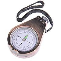 Huntington Kompass: flüssigkeitsgedämpft, schweres Metall, DC47-T2 (DE)