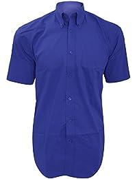 Chemise à manches courtes Kustom Kit pour homme