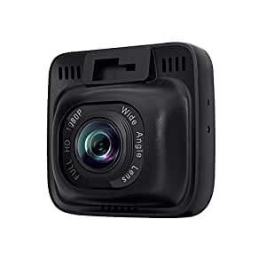 "AUKEY Dashcam Car Camera Full HD 1080P 170° Wide Angle Lens, 2.0"" LCD Screen, Night Vision (DR01, Black)"