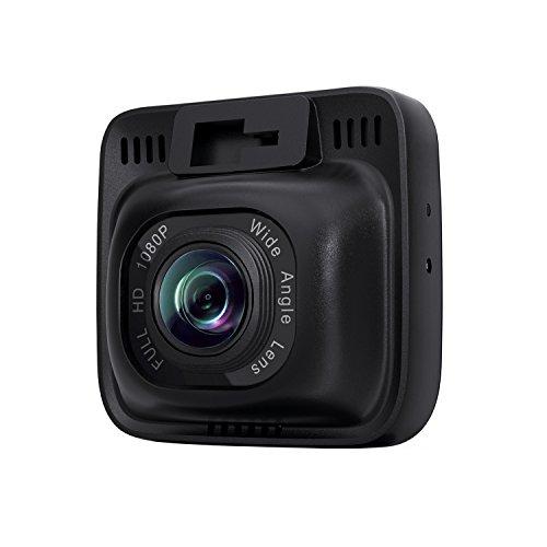 """AUKEY Dashcam, Full HD 1080P, 170° Weitwinkel, Nachtsicht, 2.0"""" LCD Birdschirm (DR01, Schwarz)"""