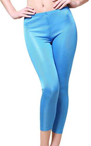Damen Anti Emptied Unterhose Schluepfer Render Pants Blau XXL (Rise Pant Cropped Low Womens)
