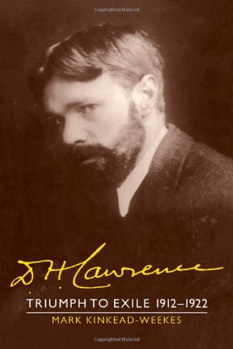 The Cambridge Biography of D. H. Lawrence 3 Volume Hardback Set: D. H. Lawrence: Triumph to Exile 1912–1922: The Cambridge Biography of D. H. Lawrence