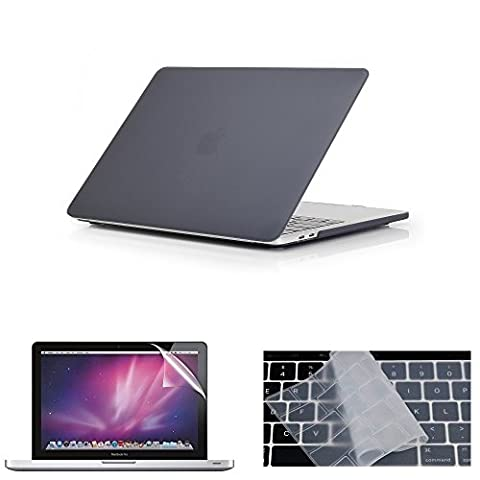 Protection Mac Book Pro 13 - i-Buy Couverture Coque Mat Protection pour Macbook