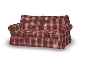 bezug f r ikea ektorp 2er sofa dundee kariert. Black Bedroom Furniture Sets. Home Design Ideas