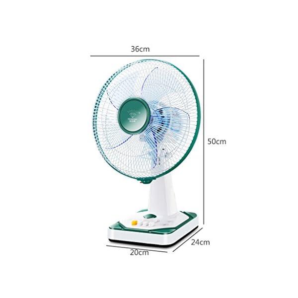 MMM-Mesa-elctrica-ventilador-de-escritorio-Temporizador-de-ventilador-vertical-1-hora-12-pulgadas-Lminas-de-cinco-hojas-Control-mecnico-Ventilador-pivotante-de-tres-engranajes-con-velocidad-variable-V