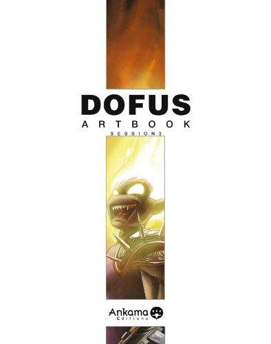 Dofus - Artbook Vol.3 par TOT