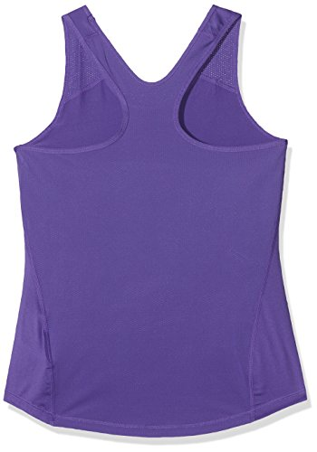 Nike g NP Tank T-Shirt, filles Violet (iris foncé / hortensias)