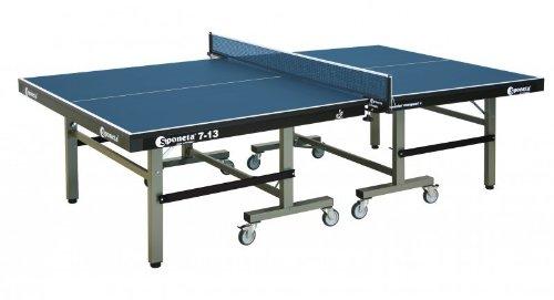 Tischtennisplatte Proifiline Sponeta Indoor (nicht wetterfest) S 7-13 blau