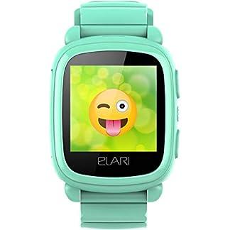 Elari KidPhone 2 Reloj Inteligente Verde TFT 3,66 cm (1.44″) Móvil GPS (satélite) – Relojes Inteligentes (3,66 cm (1.44″), TFT, GPS (satélite), Móvil, Verde)