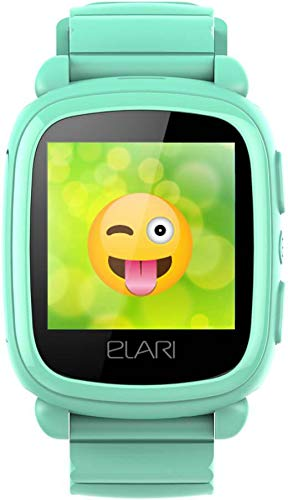 "Elari KidPhone 2 Reloj Inteligente Verde TFT 3,66 cm (1.44\"") Móvil GPS (satélite) - Relojes Inteligentes (3,66 cm (1.44\""), TFT, GPS (satélite), Móvil, Verde)"