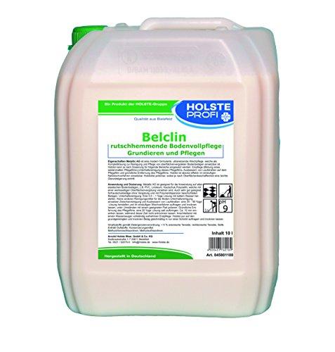 Holste Belclin 10l Bodenvollpflege rutschhemmend (BP802)