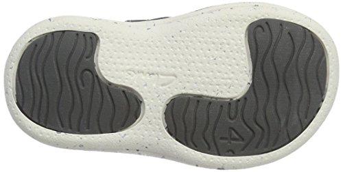 Clarks Piranhaboy Fst, Chaussures Marche Bébé Garçon Gris (Grey)