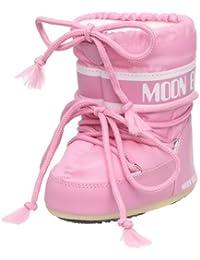 Tecnica Moon Boot Mini Nylon 14004300002 - Zapatos para bebé de nailon para niños