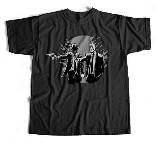 Generic T-Shirt Pulp Killer S-4XL Jason Freddy Leatherface Horror Horrorfilm Movie Kult