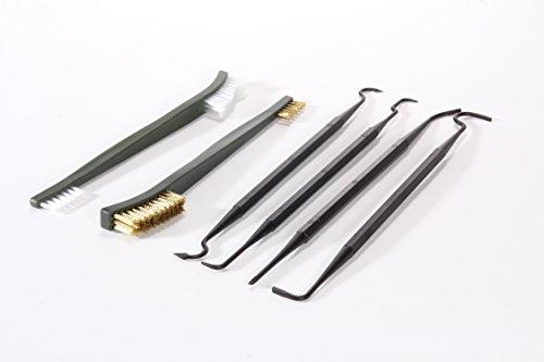 Waffenreinigungsset Brsten Lyman Pick Brush Set Waffenbrste Reinigungsbrsten Waffenpflege