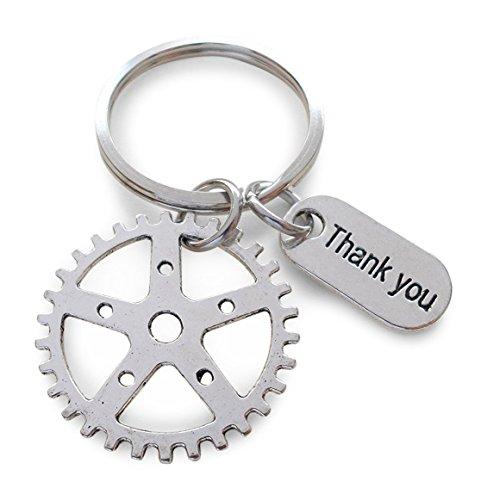 Getriebe Schlüsselanhänger Wertschätzung Geschenk -