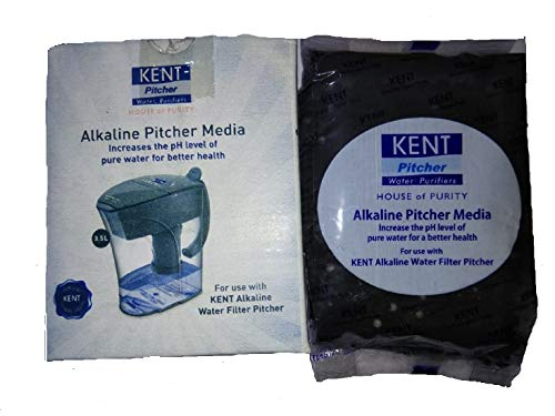 PROKLEAN Kent Alkaline Pitcher Media (Black)
