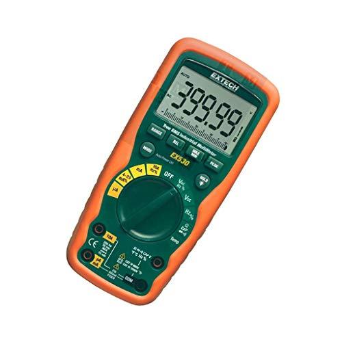 EX530 Digital multimeter LCD 40000 V AC01m÷6/60/600/1000V IP67 EXTECH Extech True Rms Digital-multimeter