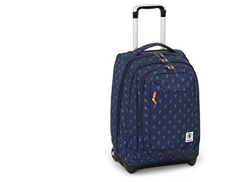 Zaino trolley invicta extra bump gift 45lt blu cactus 2060017a8f04